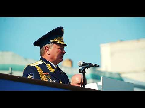 Присяга ВУНЦ ВВС имени Н.Е.Жуковского и Ю.А.Гагарина  2017г Факультет Летательных Аппаратов