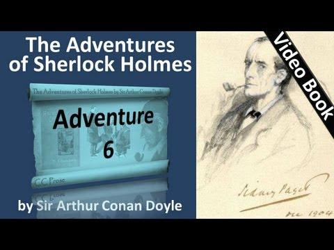 Adventure 06 - The Adventures of Sherlock Holmes by Sir Arthur Conan Doyle -
