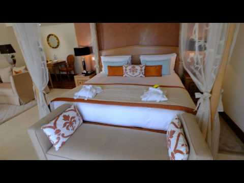 Suite tour of the Oasis Suite Premium Rooftop at the 5 star luxury resort Vila Vita Parc