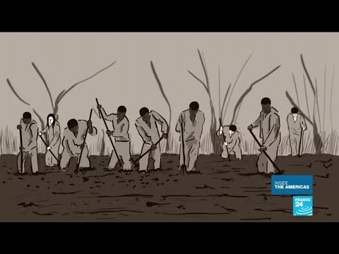 Slavery In America: The US Commemorates The Arrival Of The First African Slaves In 1619