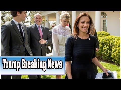 Dina powell, deputy national security adviser, to depart trump white house  Trump Breaking News