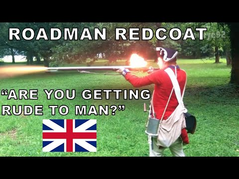 18th Century Badman (Roadman Parody)