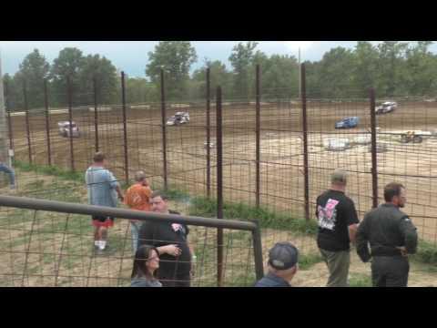 80517 Fayette County Speedway Modified Heat 2