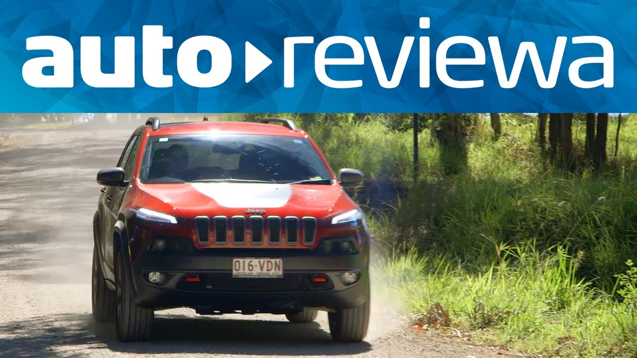2015 2016 Jeep Cherokee Video Review Australia