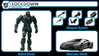 Transformers Age of Extinction Characters HD New 2020