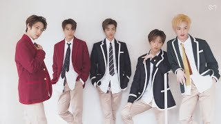 2019 NCT DREAM Back to School Kit – 촬영 스케치 영상