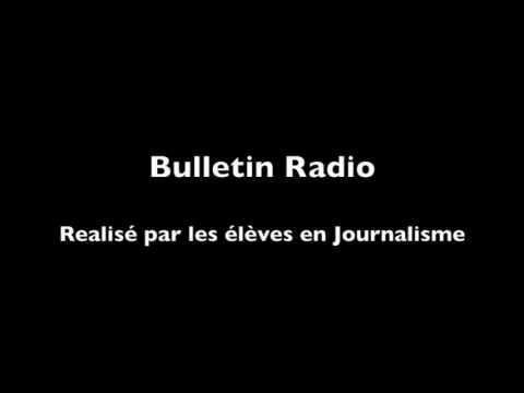 Bulletin Radio - Jaya Bhujun (Rédactrice en Chef)