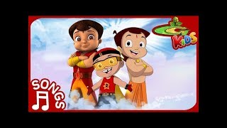 Best Super Hero Songs Compilation for Kids | Super Bheem, Mighty Raju & Chhota Bheem