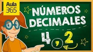 ¿Qué son los Números Decimales? | Videos Educativos para Niños