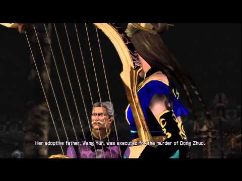 Dynasty Warriors 7 Xtreme Legends - Cai Wenji `Echoes of Sadness` HD