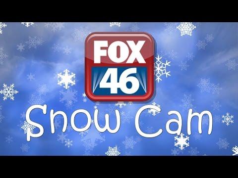 Fox 46 Snow Cam: Morning after snow