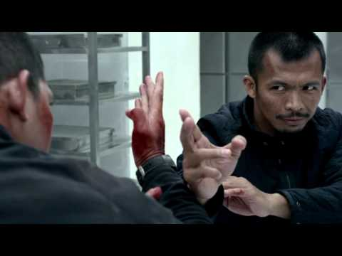 The Raid 2  Final Fights