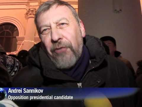 Belarus rounds up opposition after Lukashenko win