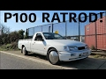 THE P100 RATROD! | Ford P100 Review