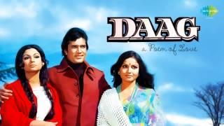 Mere Dil Mein Aaj Kya Hai - Kishore Kumar - Rajesh Khanna - Daag [1973]