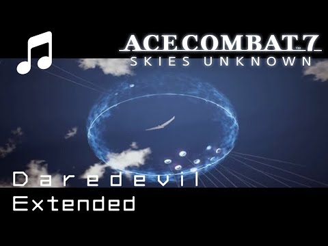 'Daredevil' (Extended) - Ace Combat 7 Original Soundtrack