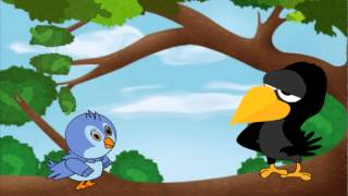 kurukshetra university animation short film sparrow and crow