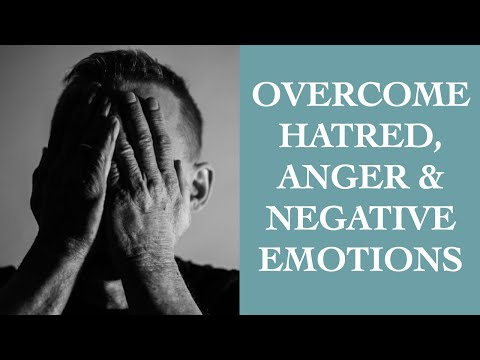 Quick Tips To Overcome Hatred, Anger & Negative Feelings Towards Someone I The Speakmans