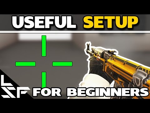 VIEWMODEL AND CROSSHAIR TO IMPROVE | CSGO 2 Tips & Tricks