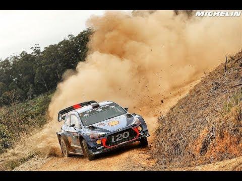 Highlights - 2017 WRC Rally Australia - Michelin Motorsport