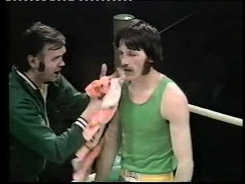 Gerry Hamill fights inc 78 Comm Games