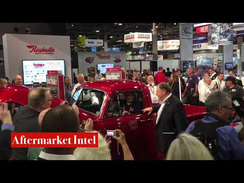 Raybestos Names 1953 Chevy Pickup Sweepstakes Grand Prize Winner