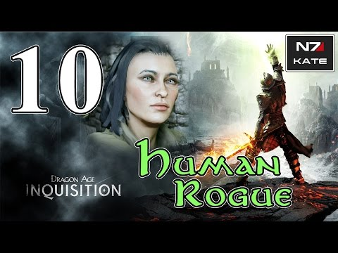 "Dragon Age Inquisition - Human Rogue - Part 10 - ""Time Travel"""