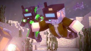 BAJO EL MAR!! WIPEOUT | Minecraft Race Map