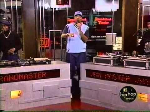 Grandmaster Flash   Jam Master Jay battle - YouTube.flv