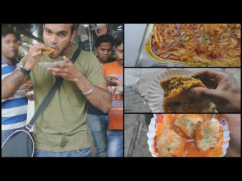 Vegan Junk - Mumbai Street Food (Vegan Explore) feat. NSPA