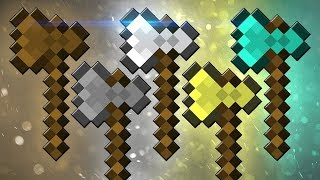 Everything You Need To Know About AXES In Minecraft!