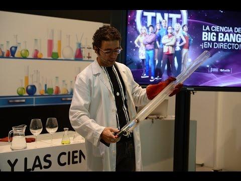 El Museu de les Ciències presenta la pomoción