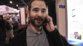 Jeff gets ears-on impressions of KDDI's Speaker-less Phone technolo...