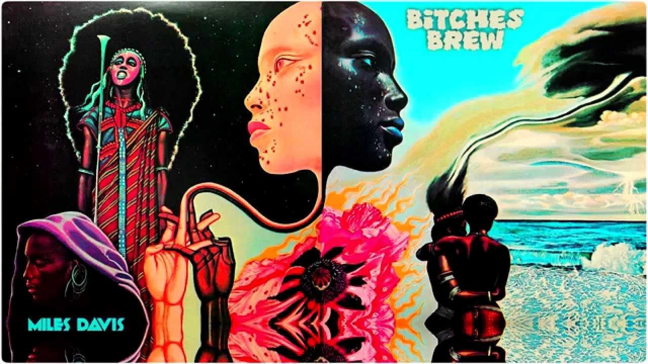 Miles Davis Bitches Brew  Avant Garde Jazz Fusion