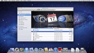Podstawowe operacje w Mac OS X