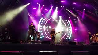 Tony Hadley at Let's Rock 2019