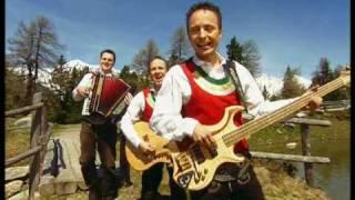 Die Jungen Zillertaler - Auf der Bruck Trara