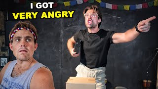 HUGE ARGUMENT With HIM In Our House | Things Got UGLY (I'm Sick Of This)