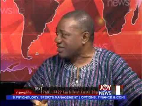 Ecowas rejects Eu-Epa deal on Newsfile PT 1
