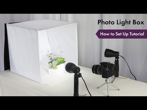 photo-light-box-tutorial- -how-to-setup- -efavormart.com