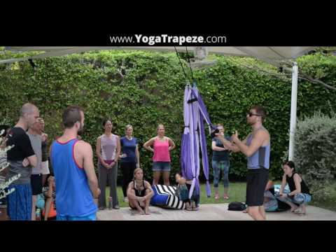 Getting Started On The Yoga Trapeze®