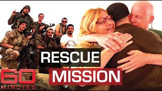 Parents on a heartbreaking mission to rescue their son from Syria | 60 Minutes Australia
