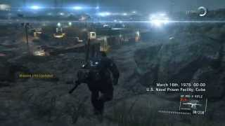 Metal Gear Solid V: Ground Zeroes PC @4k reso. Ultra Settings Gameplay Shadowplay