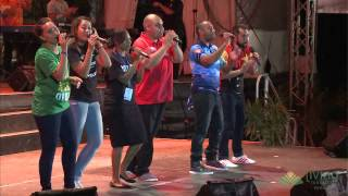 iThirst Pathfinders Camporee Day 3 Music - When We All Pull Together