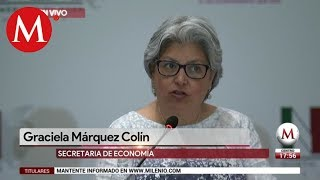 Graciela Márquez en Cumbre de Alcaldes de América del Norte