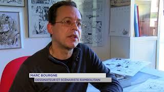 Portrait : Marc Bourgne, papa de Michel Vaillant