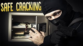 Jewelry Heist Safe Cracking While The Cops Are Looking For Me! - Thief Simulator