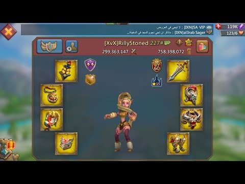 Watch Me Play Lords Mobile: Battle Of The Empires
