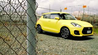Suzuki Swift Sport road test