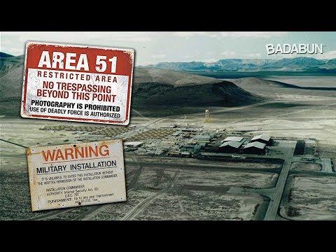 Visitamos El Área 51. El lugar más protegido del mundo